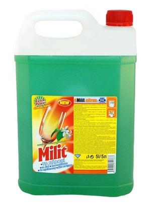 MILIT na nádobí citron 5 l