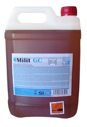 MILIT GC čistič grilů, pečících trub, sporáků, konvektomatů 5l